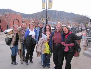 Lisa Miller's Immersion in Boulder