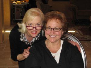 2016 Daryndas Imm Margie and Susan Donovan close up