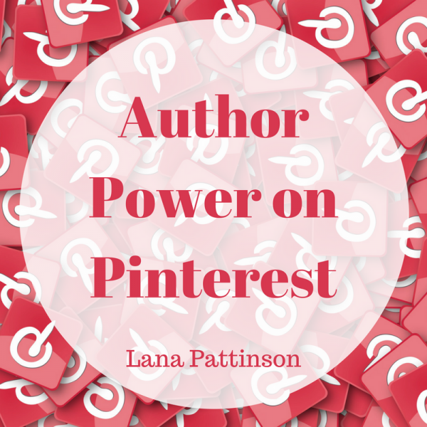 Author Power on Pinterest