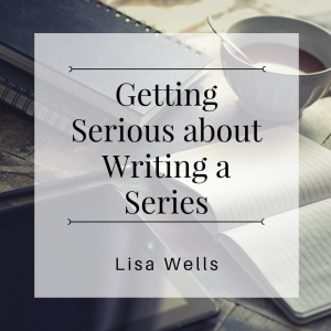 Getting Serious about Writing a Series