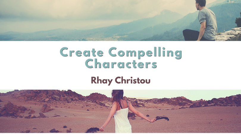 Create Compelling Characters