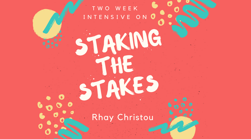 Staking the Stakes