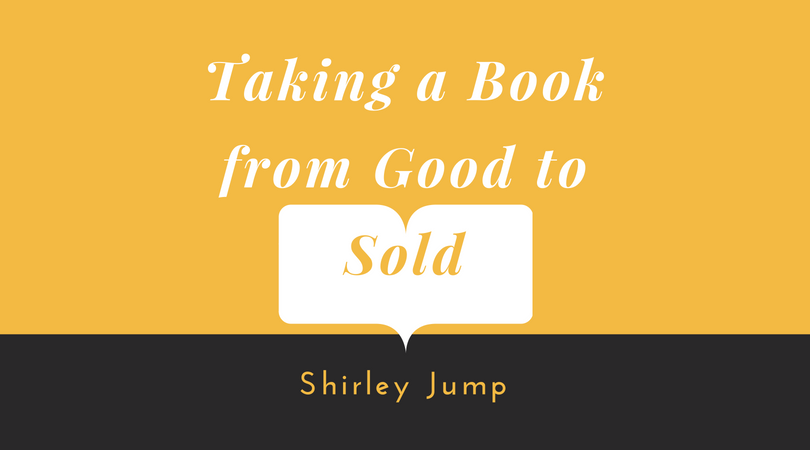 Taking a Book from Good to Sold