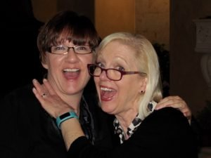 Darynda Jones and Margie Lawson