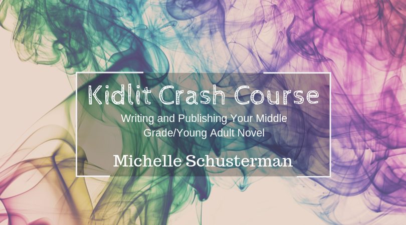 Kid Lit Crash Course Michelle Schusterman