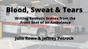 Blood, Sweat & Tears with Julie Rowe