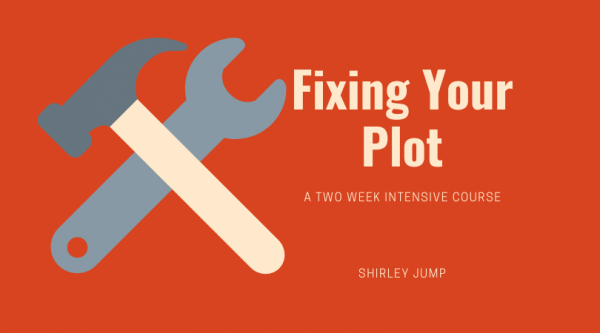 Fixing Your Plot two week intensive Shirley Jump