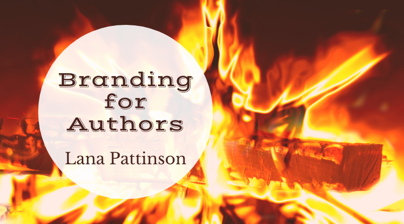 Branding for Authors with Lana Pattinson