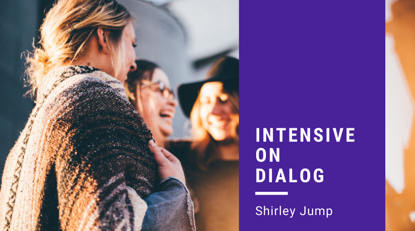 Intensive on Dialog with Shirley Jump