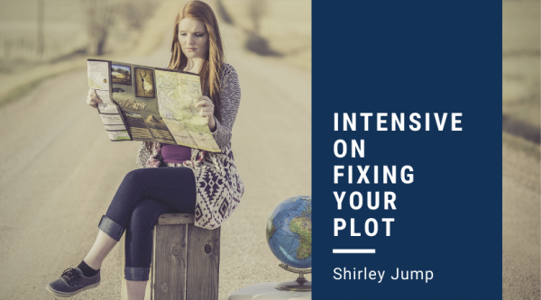 Intensive on Fixing Your Plot with Shirley Jump