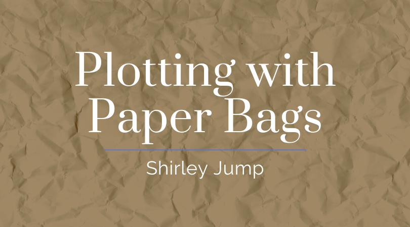 Plotting with Paper Bags - Shirley Jump