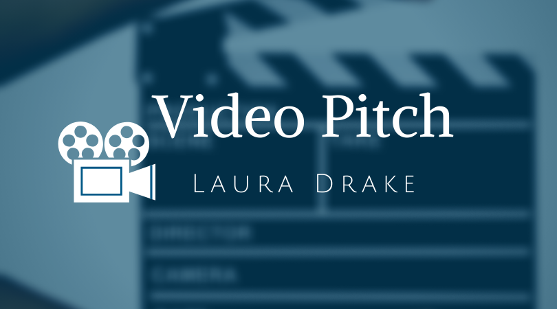 Video Pitch with Laura Drake - video camera icon and clapboard