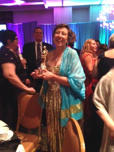 Laura Drake won the RITA award