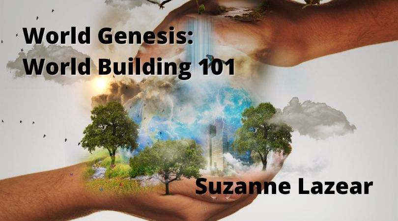 World Genesis: World Building with Suzanne Lazear