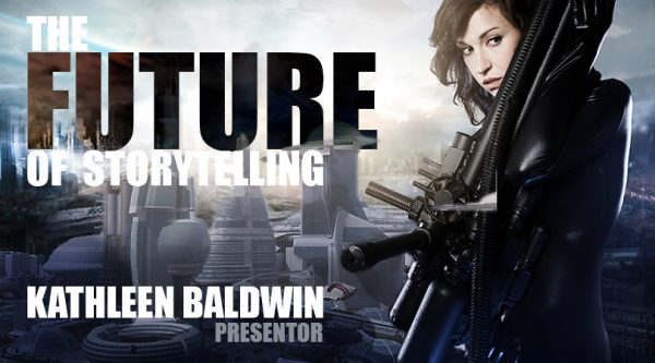 The Future of Storytelling with Kathleen Baldwin