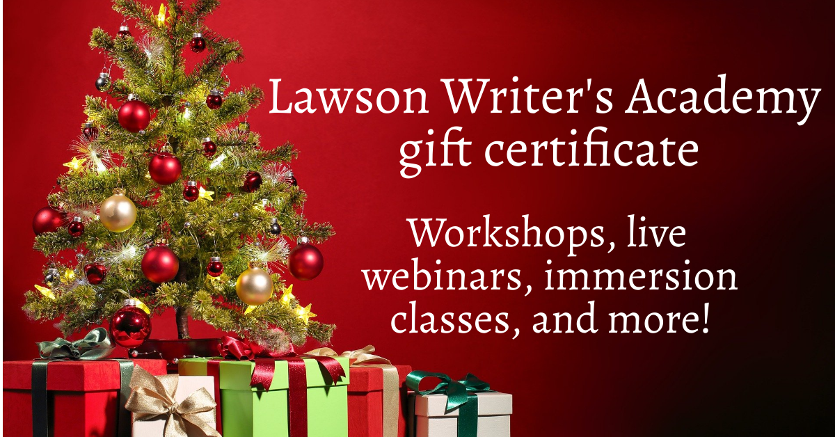 Gift Card for Lawson Writer's Academy