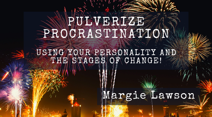 Pulverize Procrastination Webinar with Margie Lawson