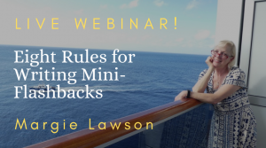Eight Rules for Writing Mini-Flashbacks