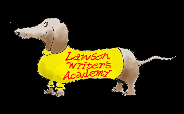 Lawson Writer's Academy Dachshund mascott