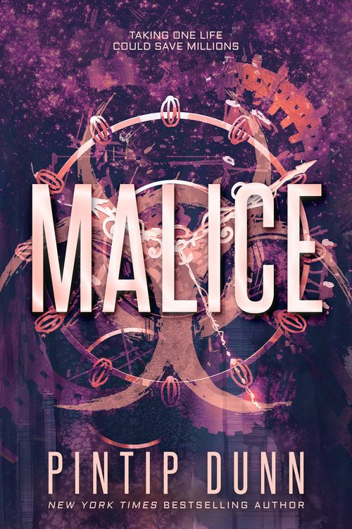 Cover of Malice by Pintip Dunn
