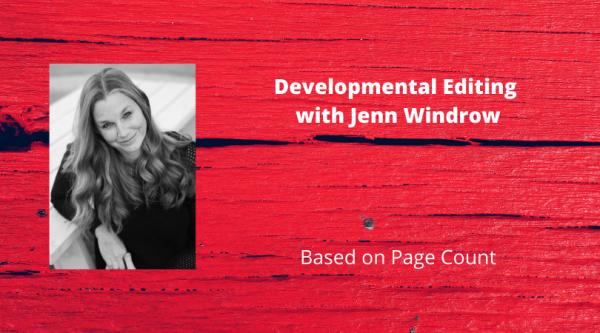Developmental Editing with Jenn Windrow