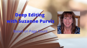 Deep Editing with Suzanne Purvis