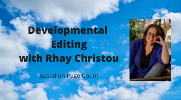 Developmental Editing with Rhay Christou