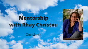 Mentorship with Rhay Christou