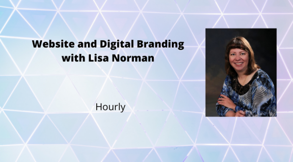 Website and Digital Branding Coaching with Lisa Norman