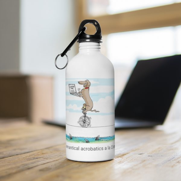 Stainless Steel Water Bottle 6