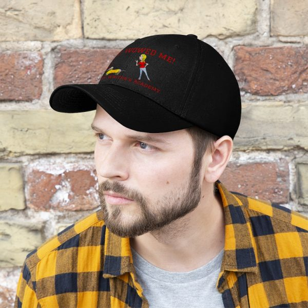 Unisex Twill Hat 14