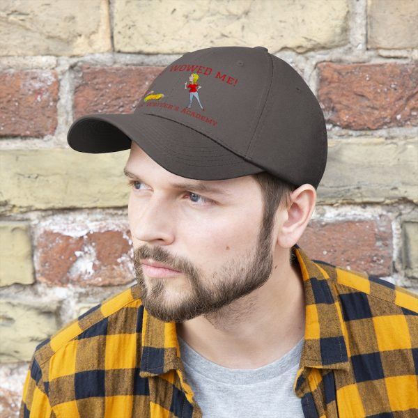 Unisex Twill Hat 9