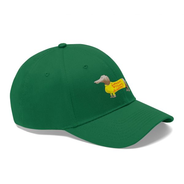 Unisex Twill Hat 16