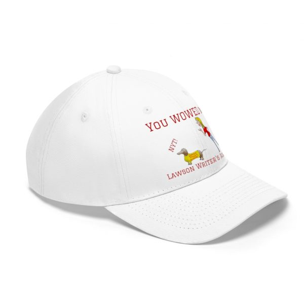 Unisex Twill Hat 2