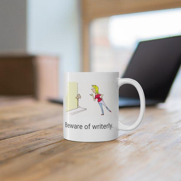 Ceramic Mug 11oz 6