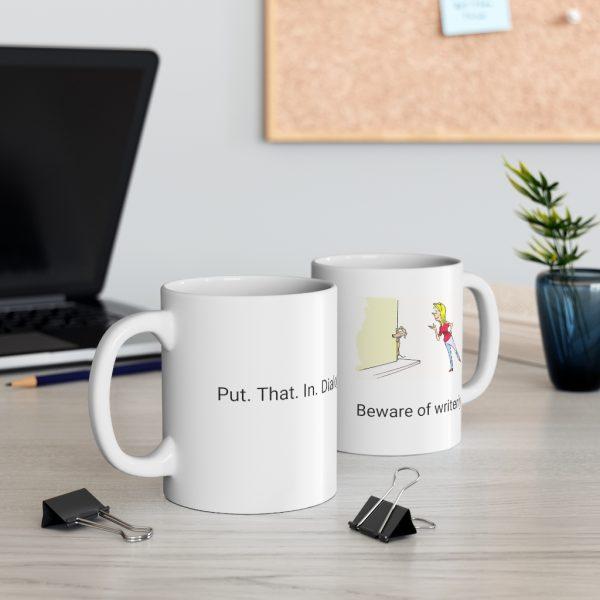 Ceramic Mug 11oz 5