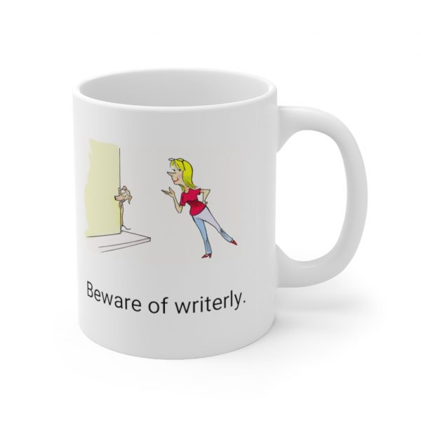 Ceramic Mug 11oz 1