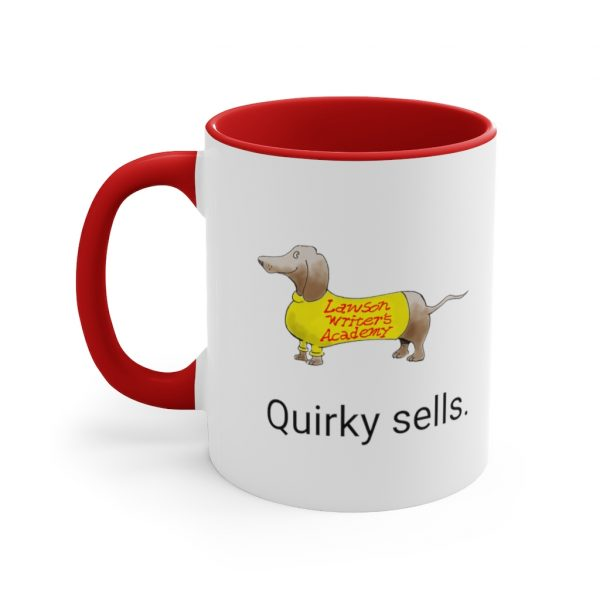 Quirky Sells - 11oz Mug - Printed in Australia 10