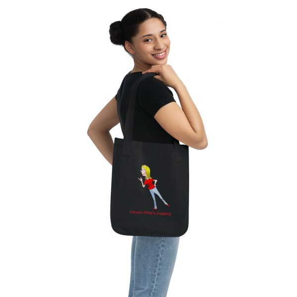 Organic Canvas Tote Bag 7