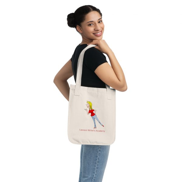 Organic Canvas Tote Bag 3