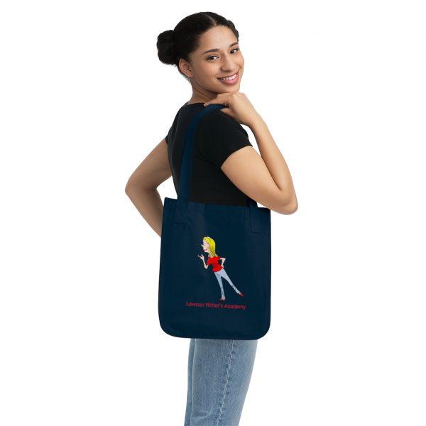 Organic Canvas Tote Bag 11